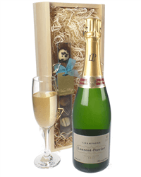 Laurent Perrier Champagne and Chocolates Gift Set