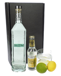 Bloom Gin And Tonic Gift Set