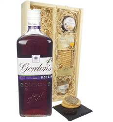 Gordons Sloe Gin And Pate Gift