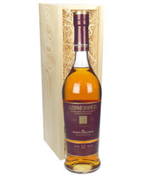 Glenmorangie Lasanta 12 Year Old Sherry Cask Highland Single Malt Scotch Whisky Gift