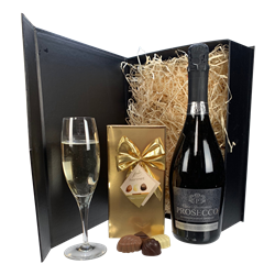 Prosecco and Chocolate Gift Sets
