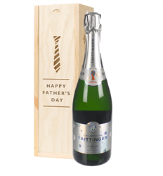Taittinger World Cup Champagne Fathers Day Gift