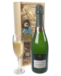 Bollinger Grande Annee Champagne and Chocolates Gift Set