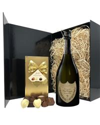 Dom Perignon Champagne & Belgian Ch...