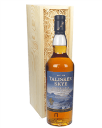 Talisker Skye Single Malt Scotch Whisky Gift