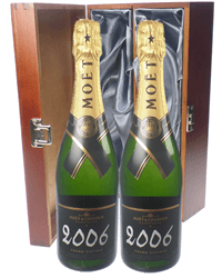 Moet Vintage Twin Luxury Gift