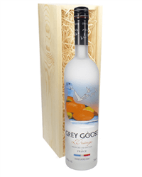 Grey Goose Orange Vodka Gift
