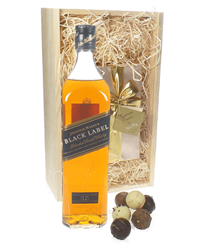 Whisky and Chocolate Gift Sets