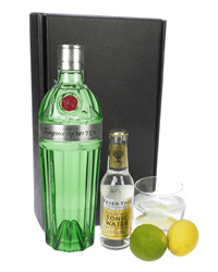 Tanqueray 10 Gin And Tonic Gift Set