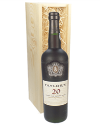 Taylors 20 Year Old Port Gift