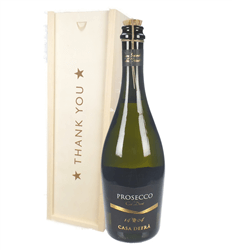Prosecco Thank You Gifts