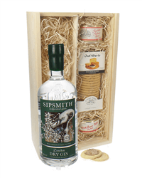 Sipsmith Gin And Pate