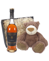 Whisky and Teddy Bear