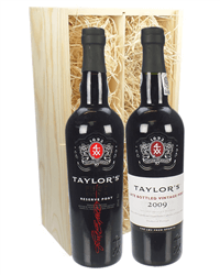 Taylors First Reserve and LBV Port