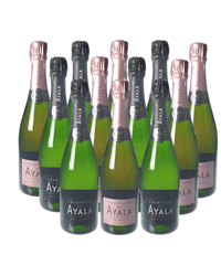 Ayala Mixed Champagne Case
