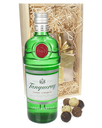 Gin and Chocolates