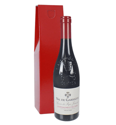Chateauneuf Du Pape Red Wine Gift Box