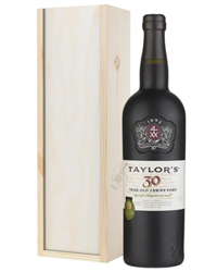Taylors 30 Year Old Port Gift