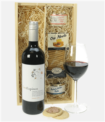 Cabernet Sauvignon Pate And Wine Gift