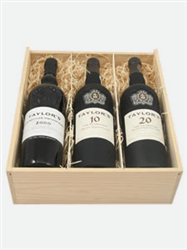Taylors LBV 10 and 20 Year Old  Port Gift