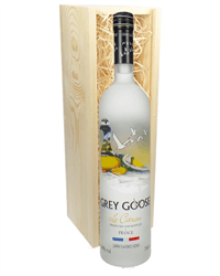 Grey Goose Citron Vodka