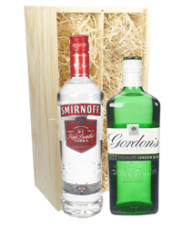 Vodka And Gin Gift Set