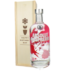 Absolut Raspberry Vodka Mothers Day Gift
