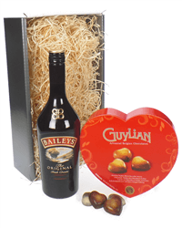 Baileys Irish Cream Valentines Gift