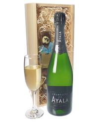 Ayala Champagne and Chocolates Gift...