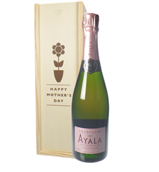 Ayala Rose Champagne Mothers Day Gift