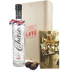 Chase Vodka and Chocolates Valentines Gift