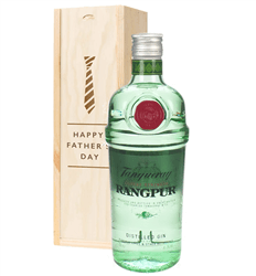 Tanqueray Rangpur Gin Fathers Day Gift In Wooden Box