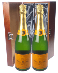 Veuve Clicquot Twin Luxury Gift