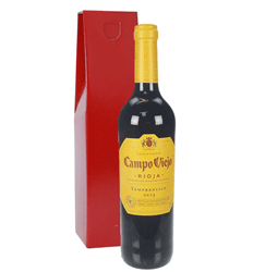 Rioja Tempranillo Red Wine Gift Box