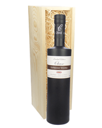 Chase Espresso Vodka In Wooden Gift Box