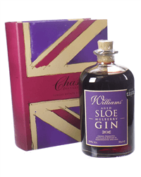 Williams Sloe And Mulberry Gin Gift Box