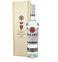 Bacardi Rum Mothers Day Gift