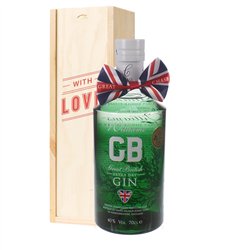 Williams GB Gin Valentines Day Gift