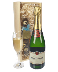 Taittinger Champagne and Chocolates Gift Set