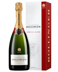 Bollinger Champagne Gift Box