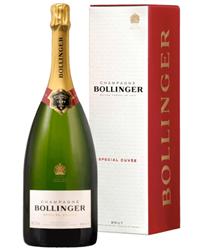Bollinger Champagne Magnum 150cl Gi...