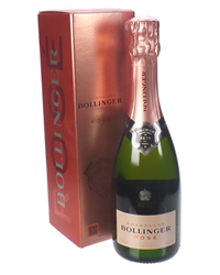 Bollinger Rose Champagne Half Bottl...