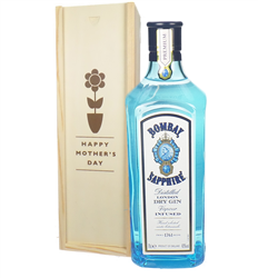 Bombay Sapphire Gin Mothers Day Gift
