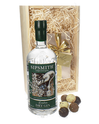 Sipsmith Gin And Chocolates