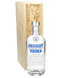 Absolut Vodka Gift