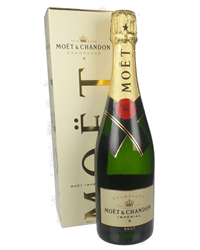 Moet Champagne Gift Box