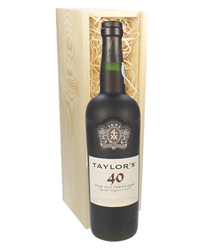 Taylors 40 Year Old Port