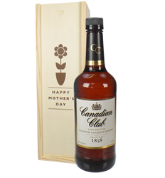 Canadian Club Whisky Mothers Day Gift