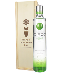 Ciroc Apple Vodka Mothers Day Gift