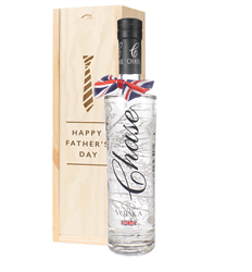 Chase Vodka Fathers Day Gift In Wooden Box